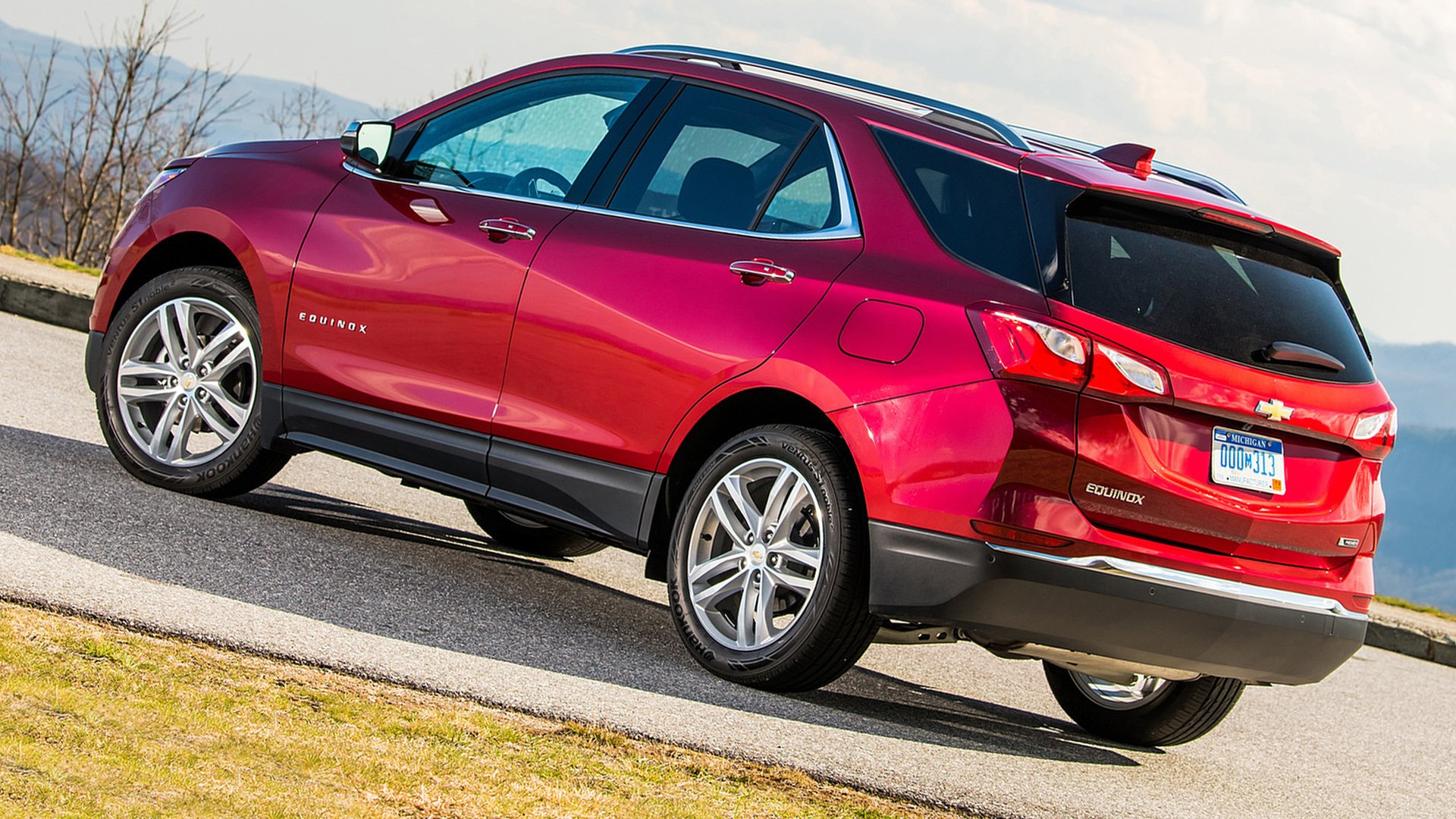 Chevrolet Equinox Images HD