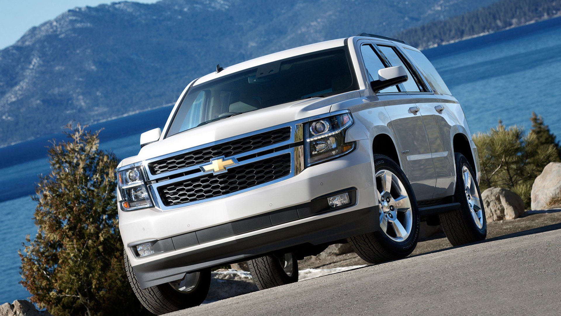 Chevrolet Tahoe Model Updates HD