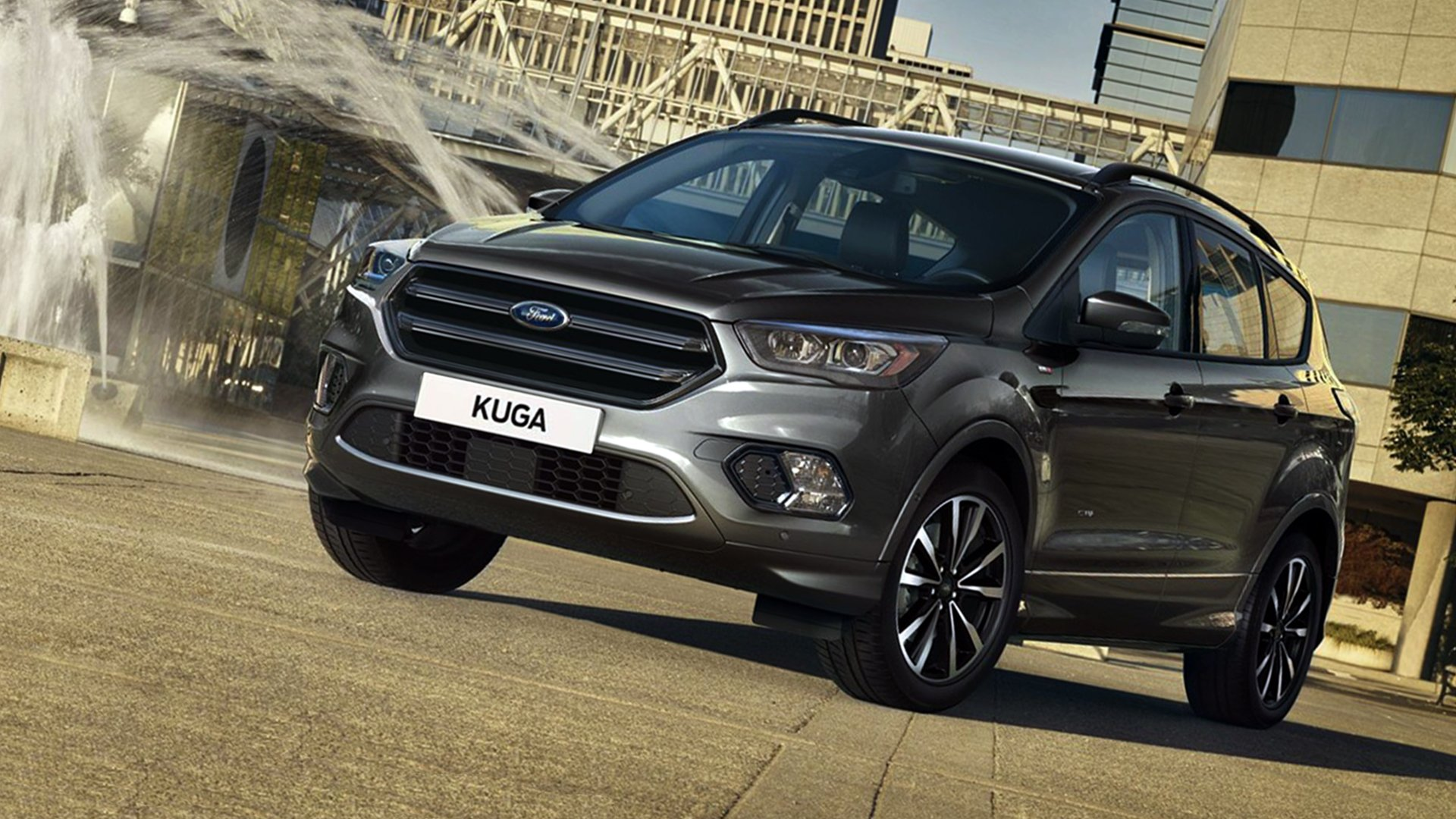 Concept Ford Kuga 2019 HD