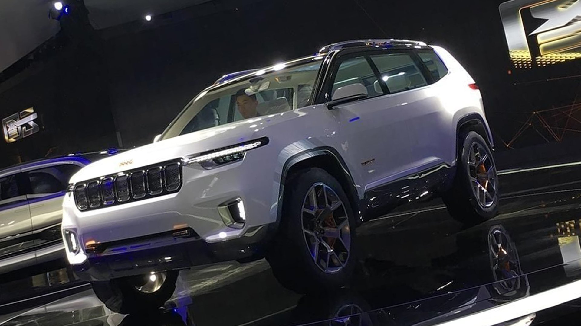 Concept Jeep Yuntu HD
