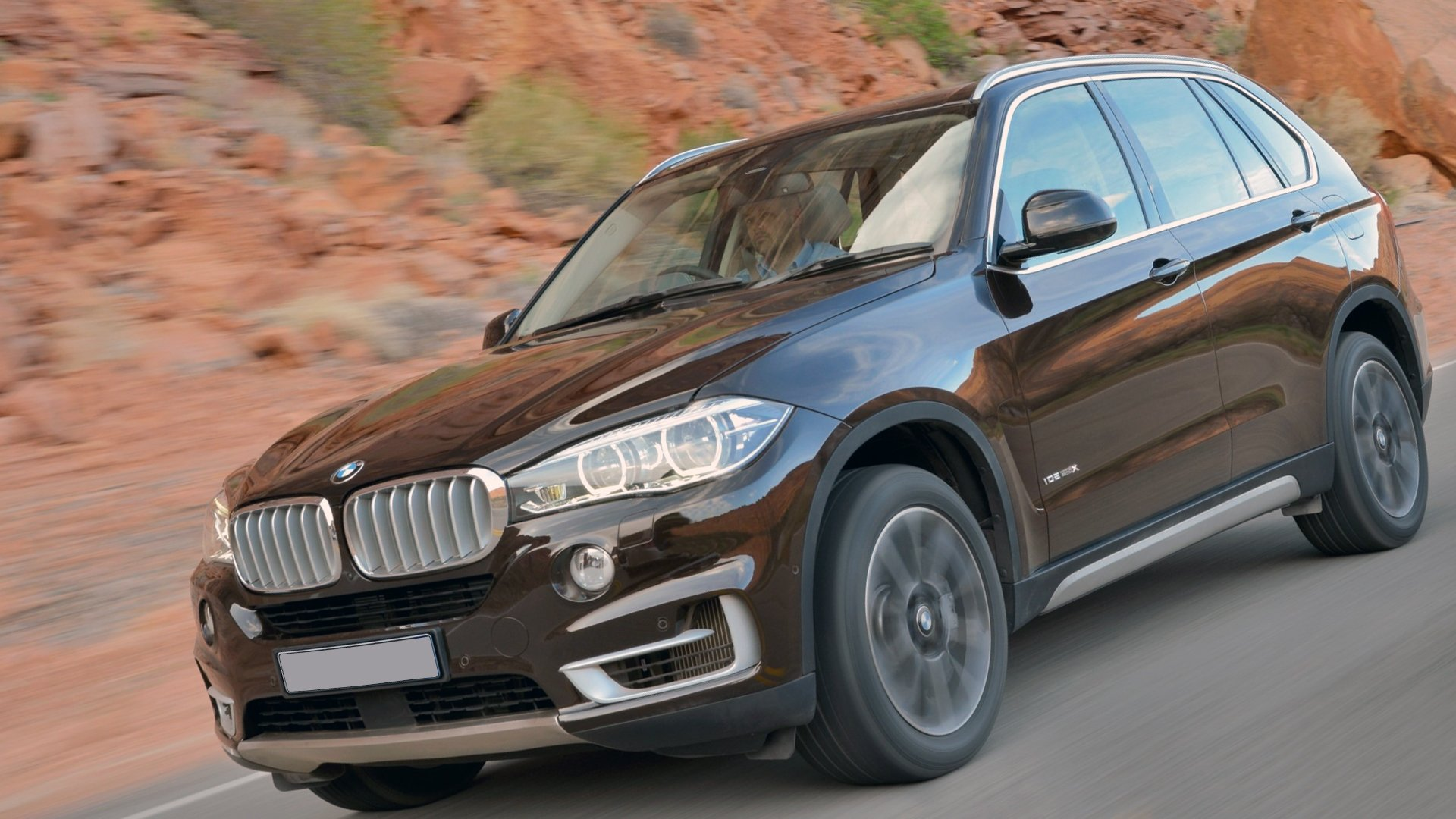 Crossover USA BMW X5 HD
