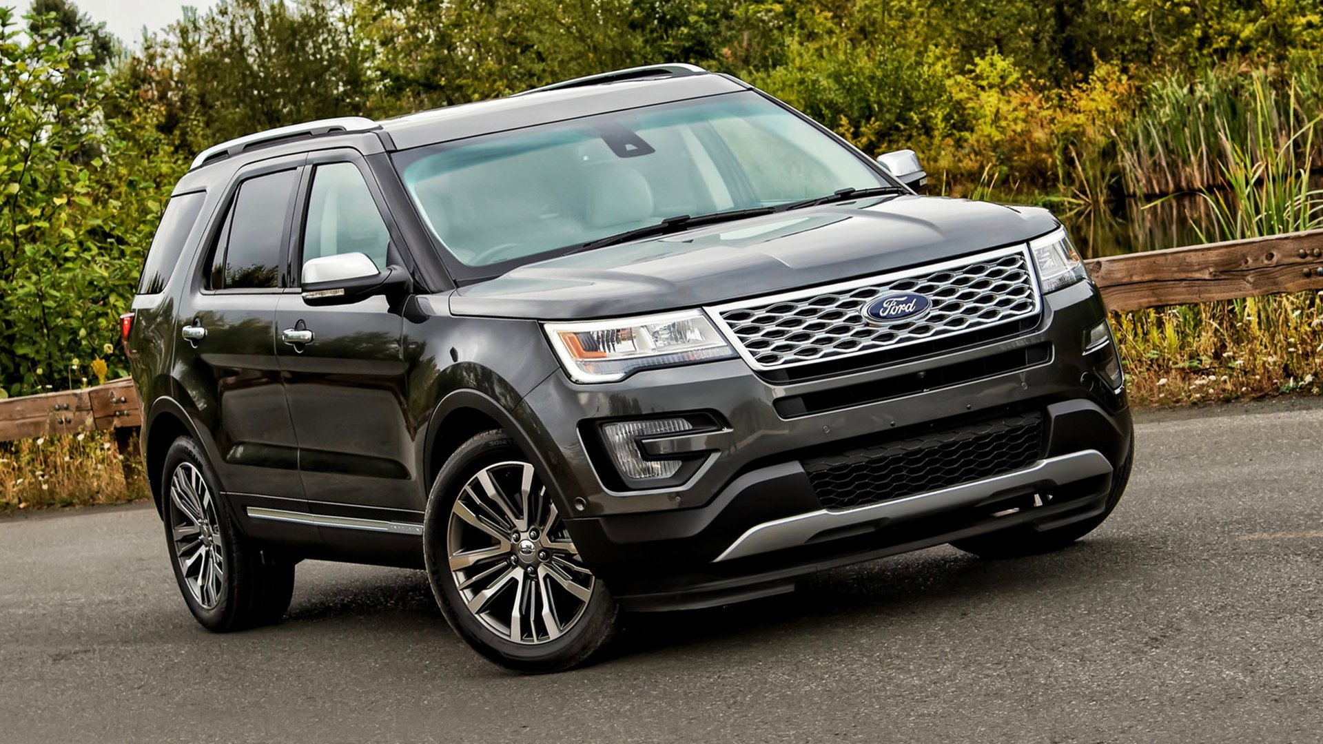 Ford Explorer 2018 Limited HD