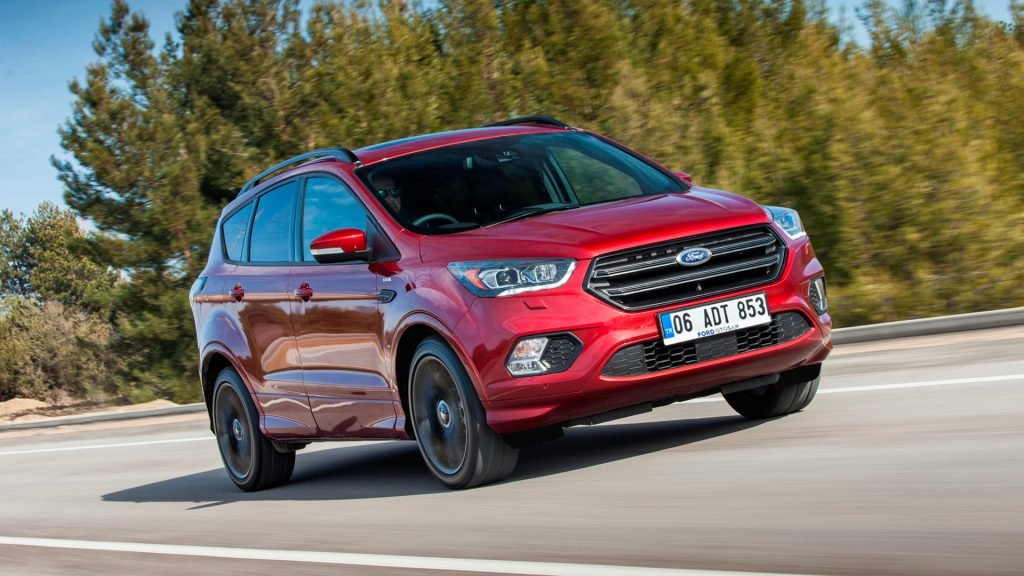 Ford Kuga Model Pictures HD