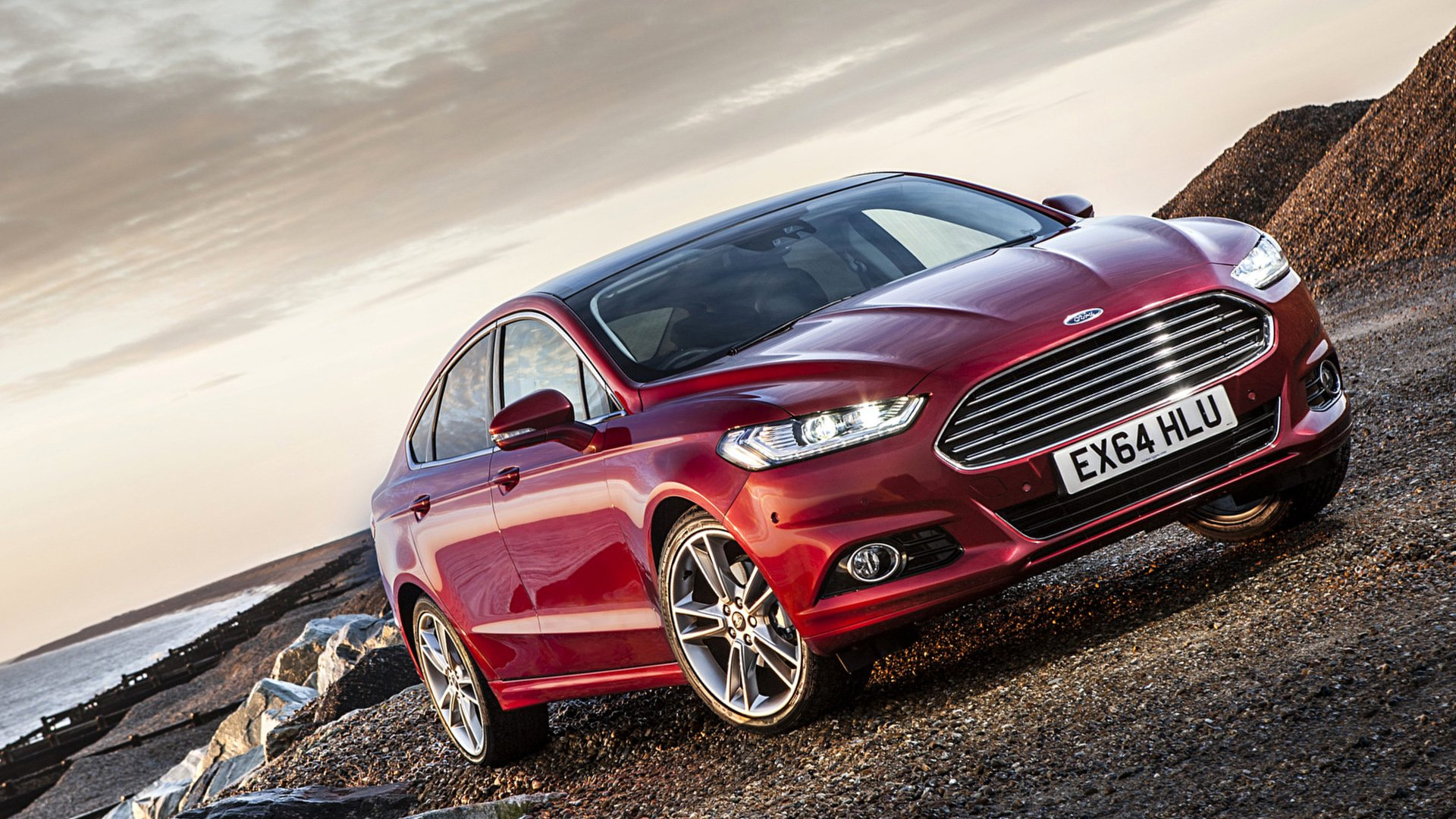 Ford Mondeo 2018 Images Full HD