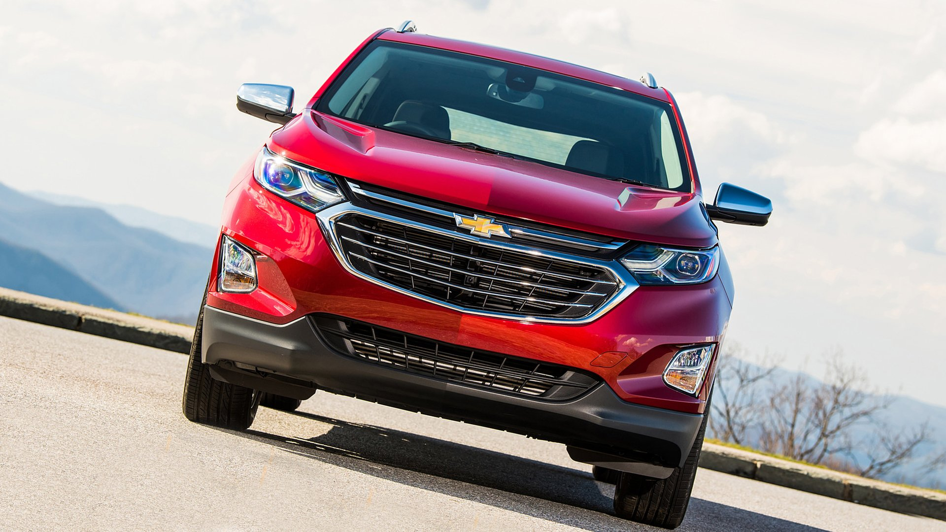 Images Chevrolet Equinox HD