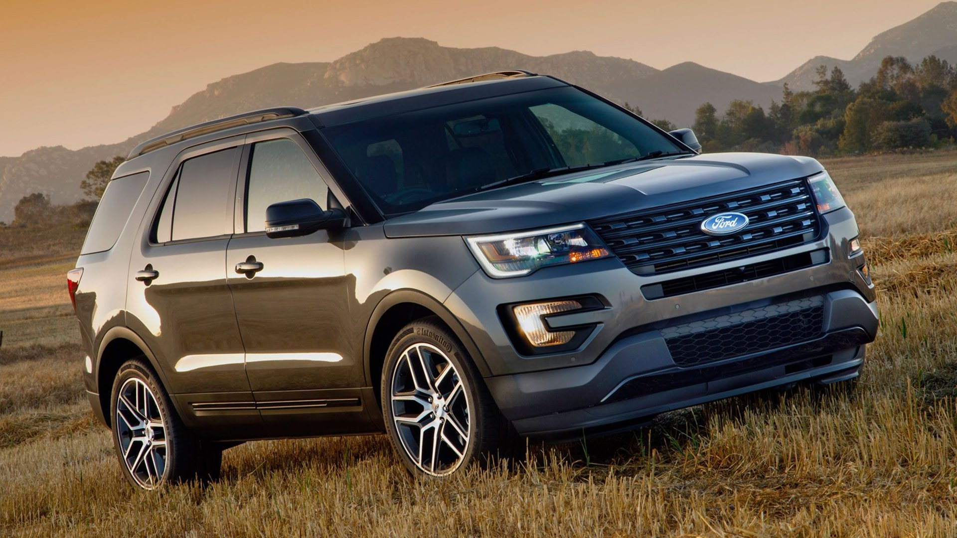 Images Ford Explorer HD