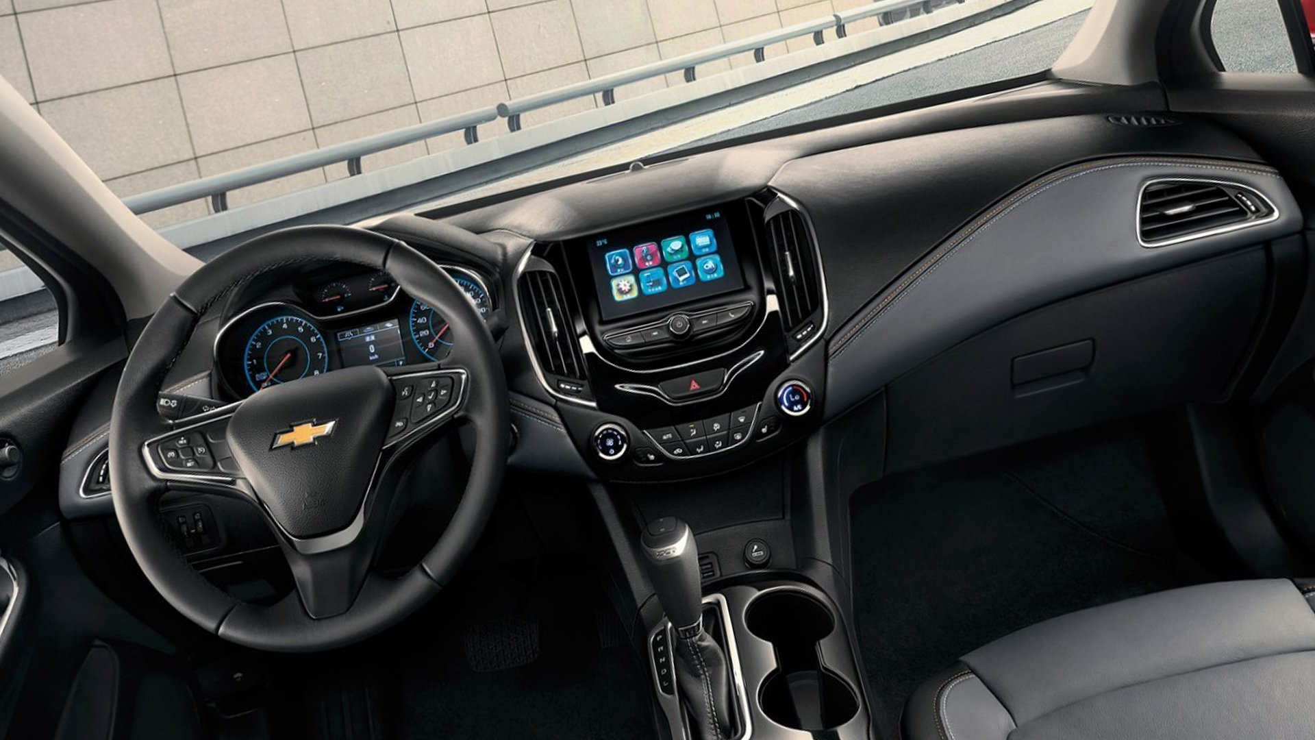 Interior Photos Chevrolet Cruze Full HD