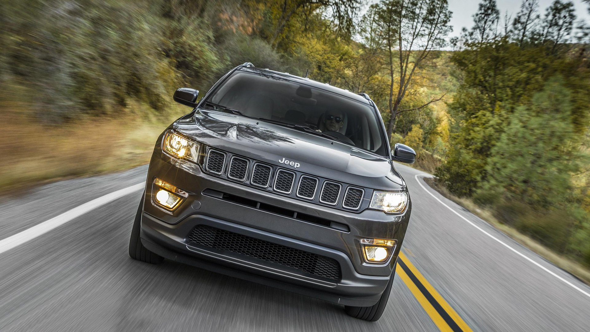 Jeep Compass 2018 USA Market HD