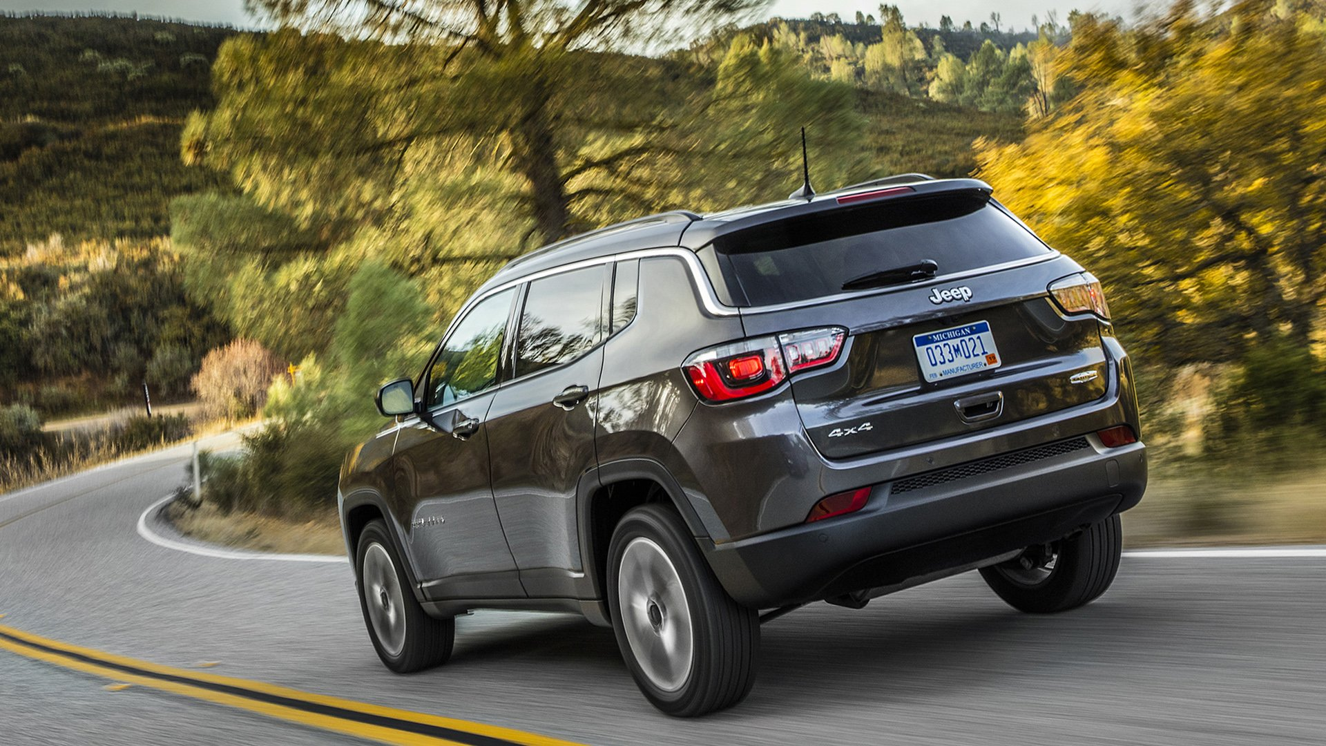 Jeep Compass Images HD
