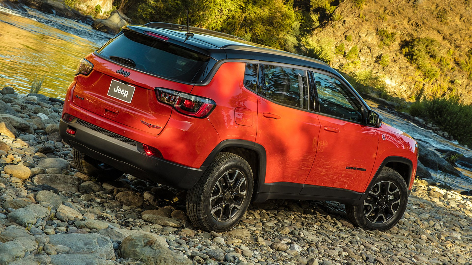 Model Redesign Jeep Compass HD