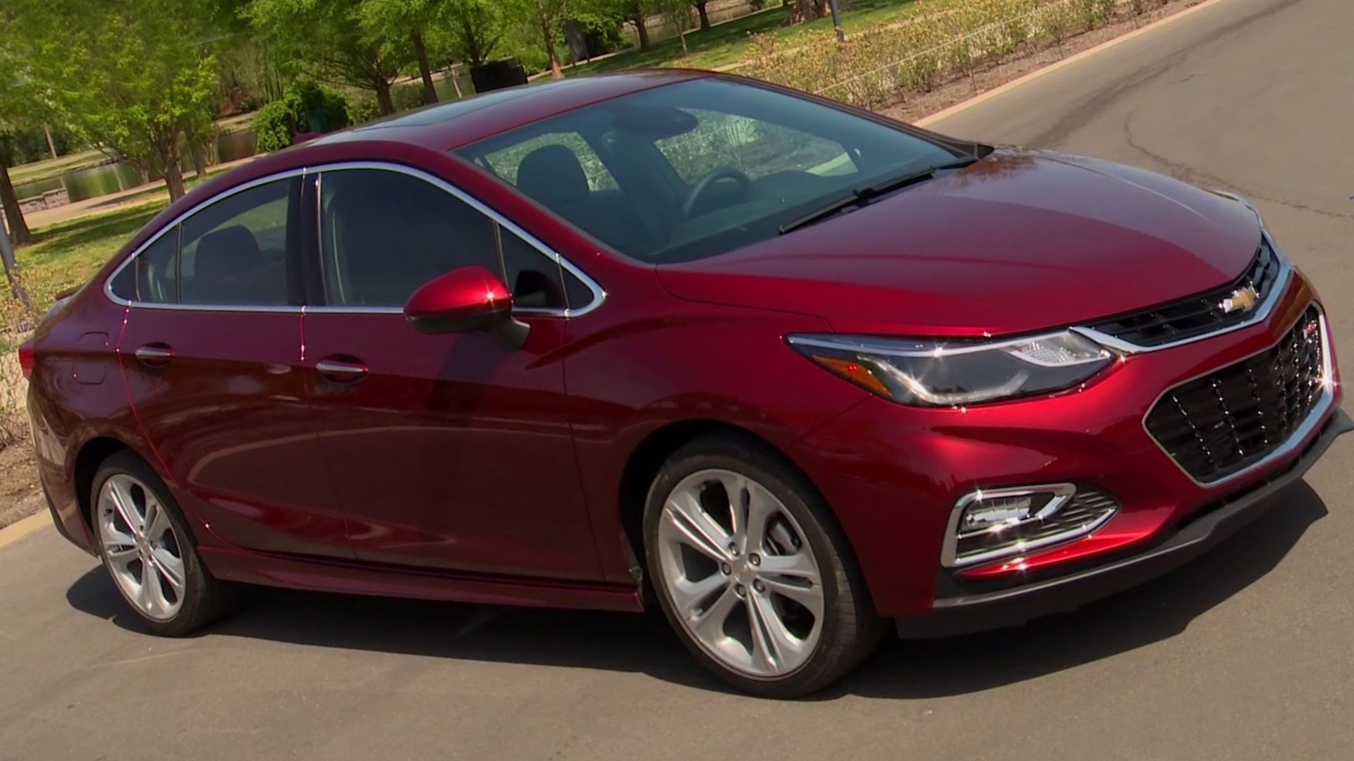 Price in USA Chevrolet Cruze 2019 Full HD