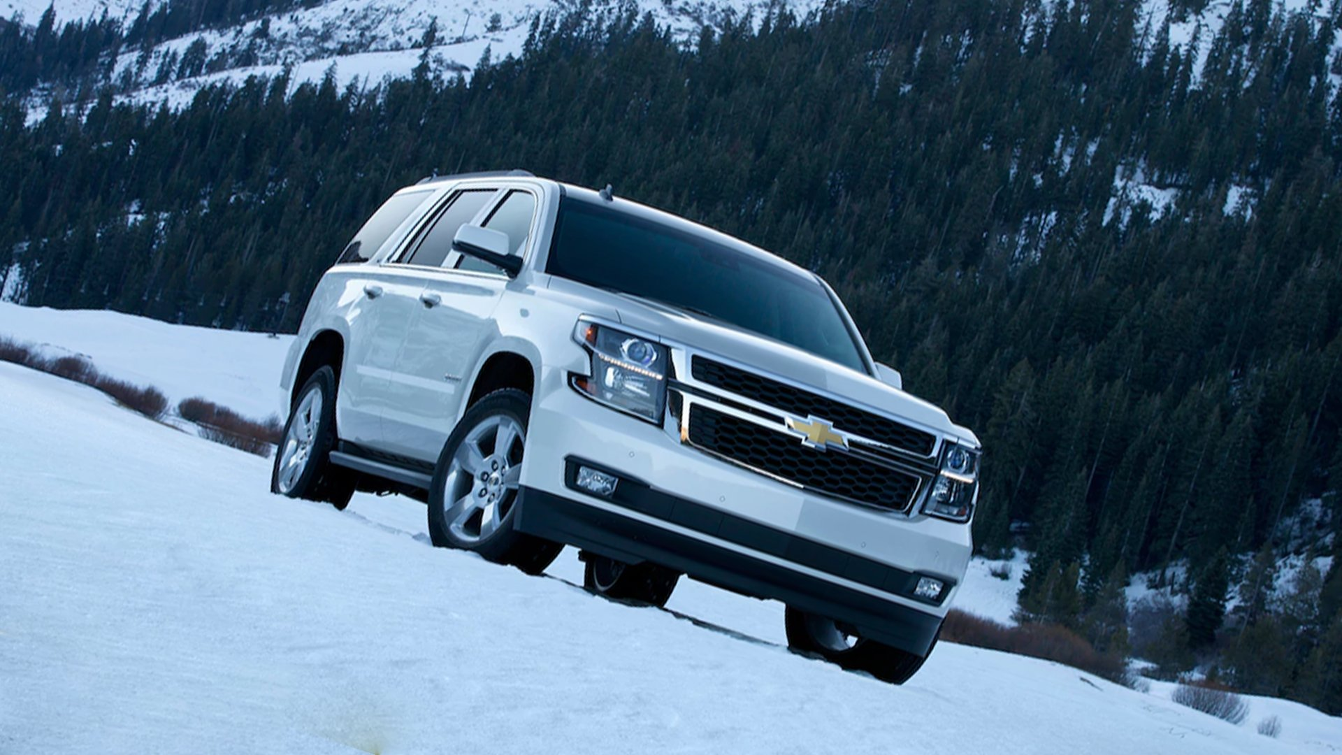 Redesign Model Chevrolet Tahoe HD
