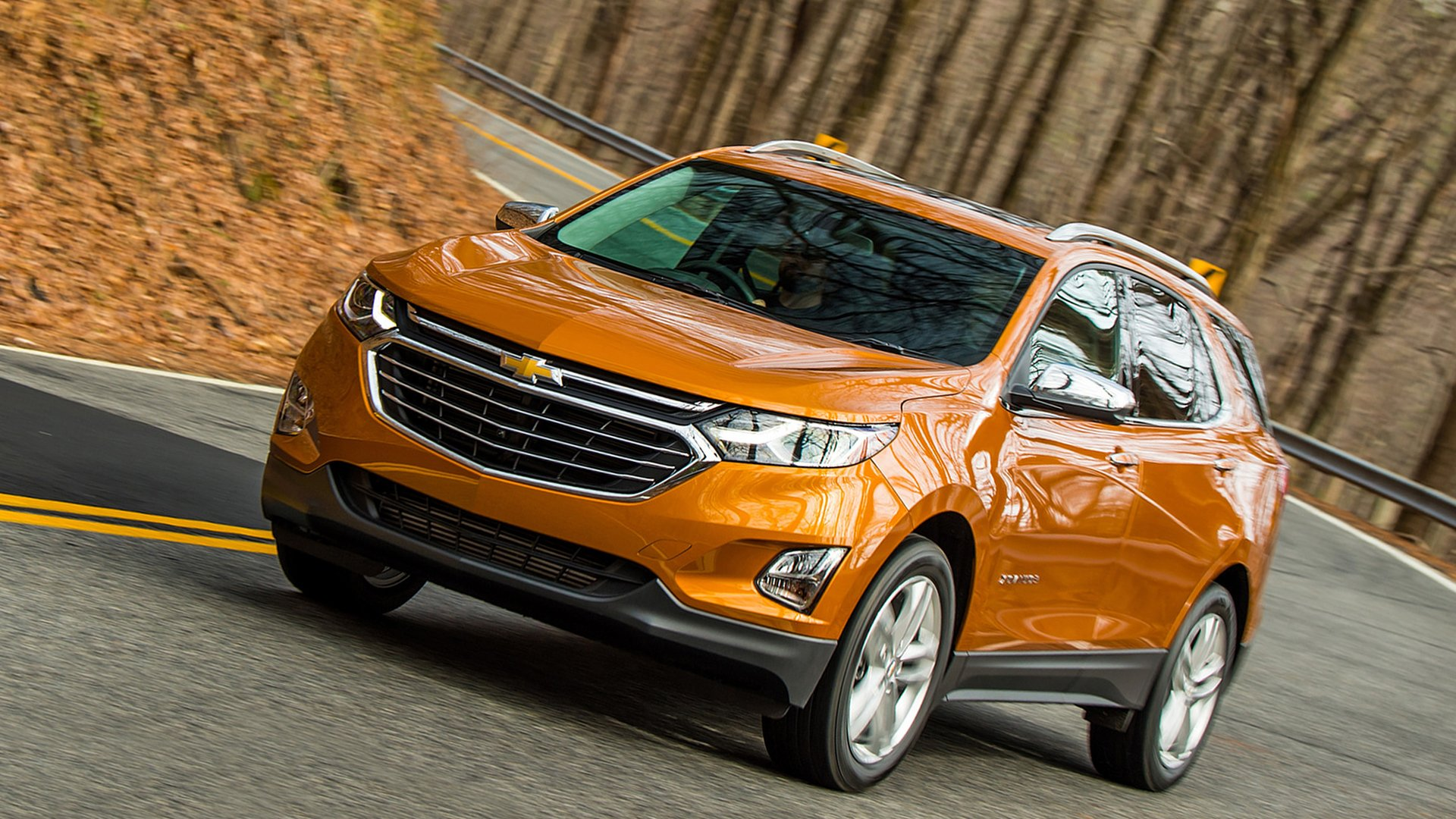 SUV in USA Chevrolet Equinox HD
