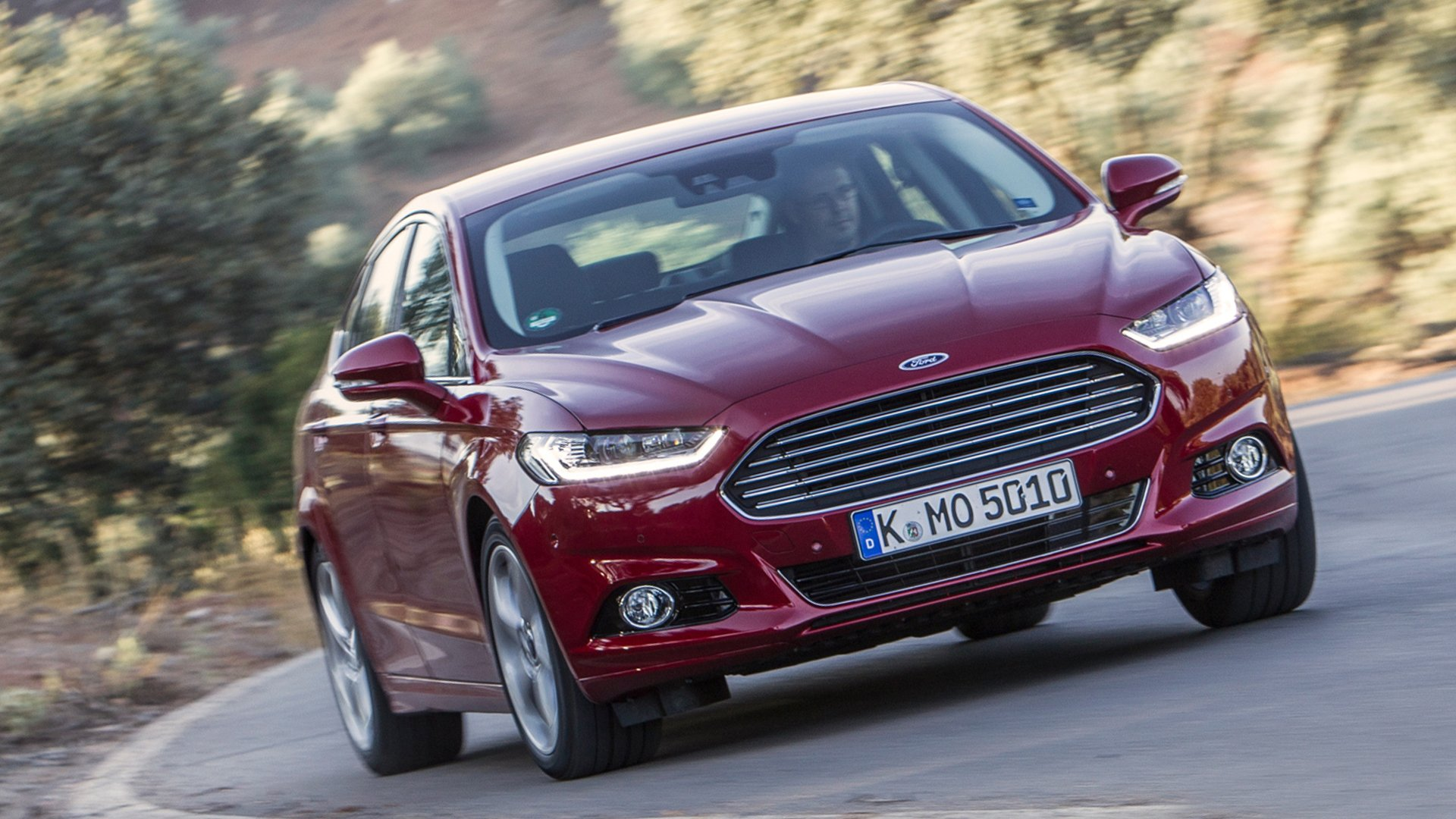 Turbo Ford Mondeo 2019 Full HD