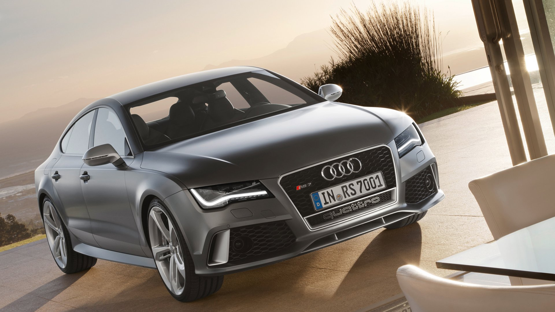Turbo Sport Audi RS7 HD