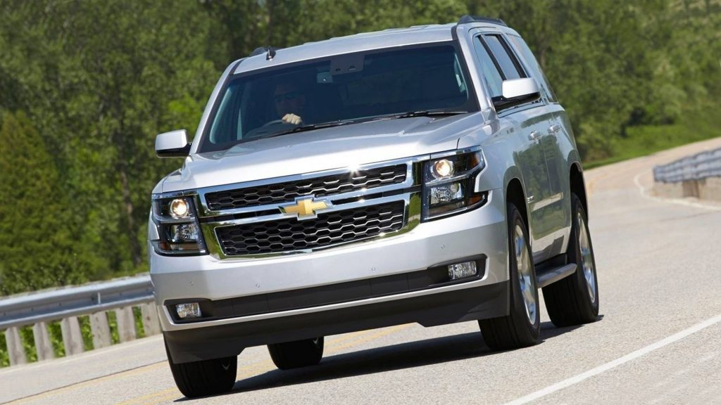 USA Market 2019 Chevrolet Tahoe HD