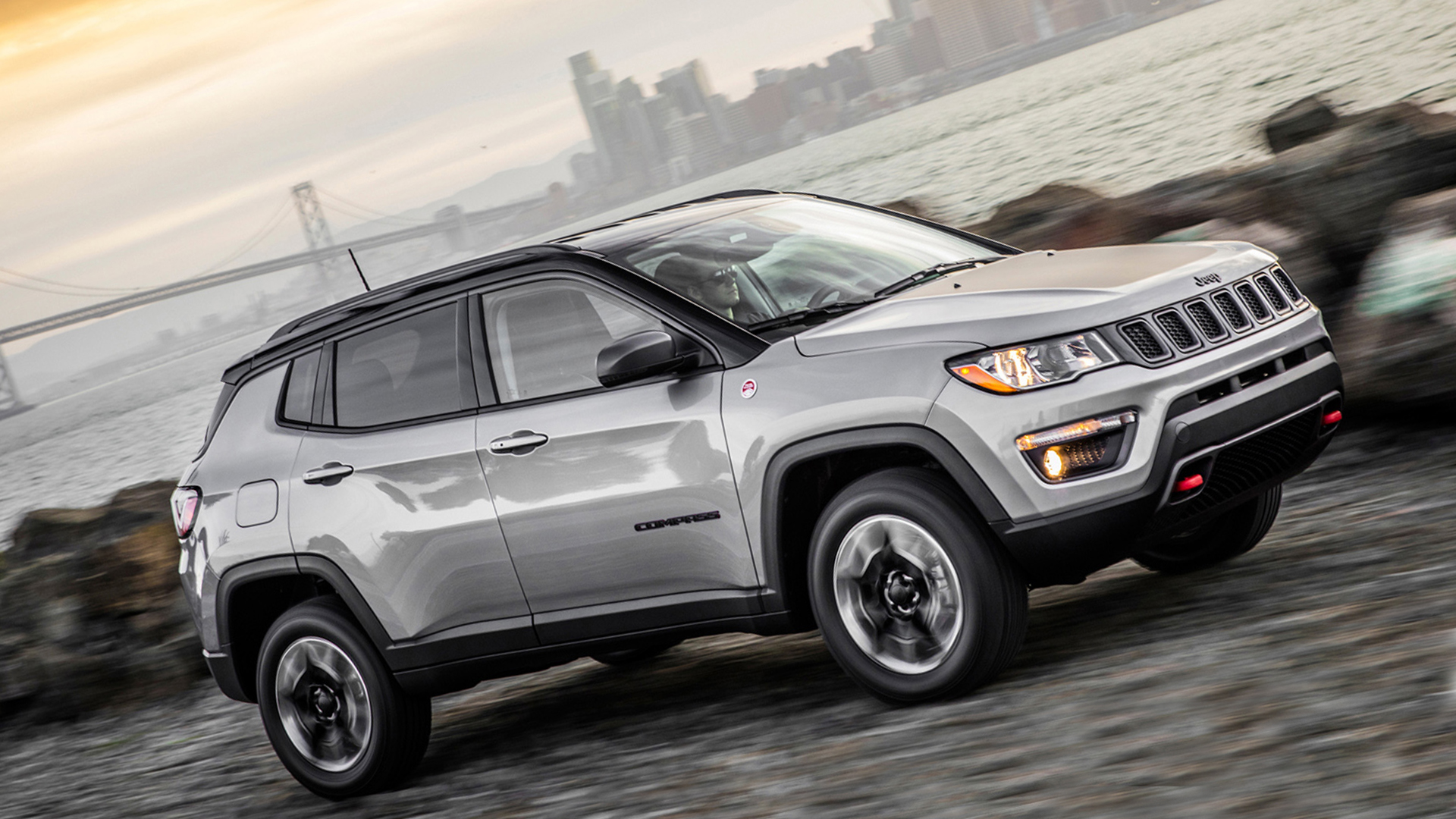 V6 Diesel Jeep Compass HD