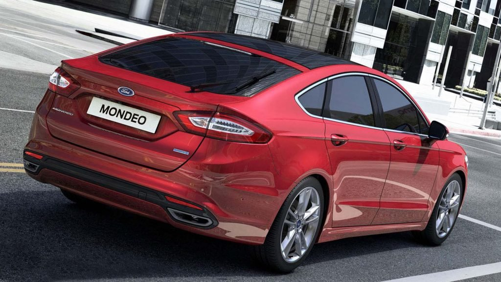 Wallpaper Andriod iPhone Ford Mondeo Full HD