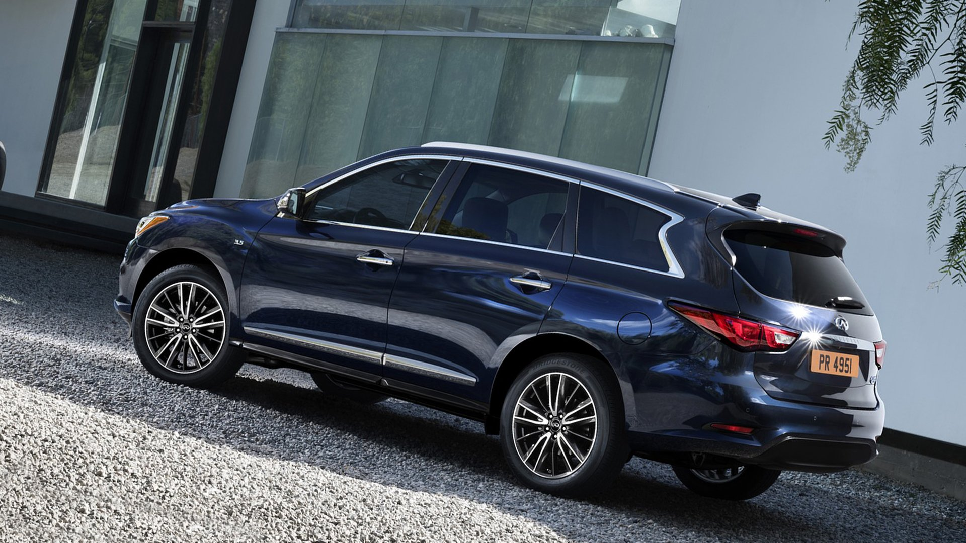 2018 Infiniti QX60 Premium Car HD
