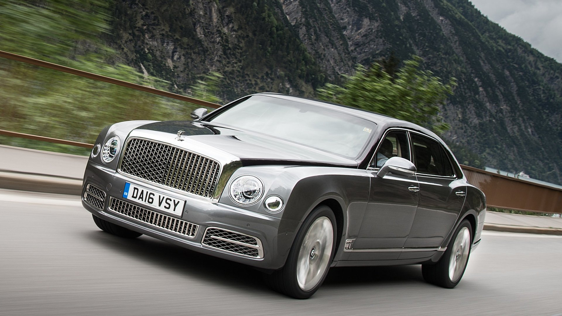 New 2019 Bentley Mulsanne Exterior Changes