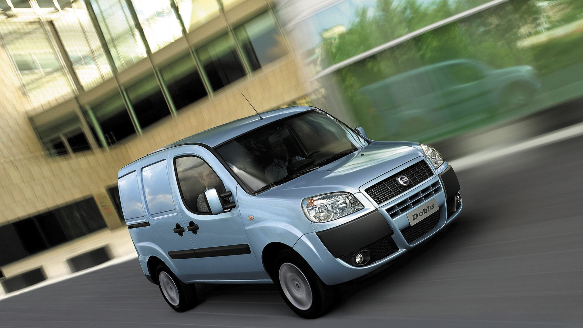 New 2019 FIAT Doblo Exterior Changes