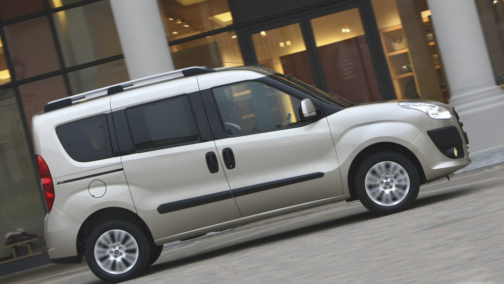 New 2019 FIAT Doblo Price