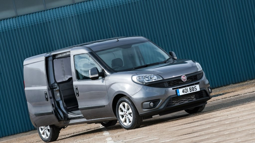 New 2019 FIAT Doblo Specs Features