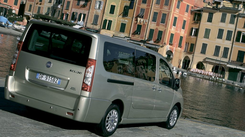 New 2019 FIAT Scudo Specs Features