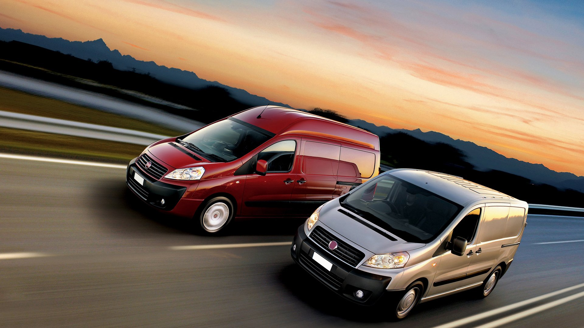 New 2019 FIAT Scudo Test Drive On Road