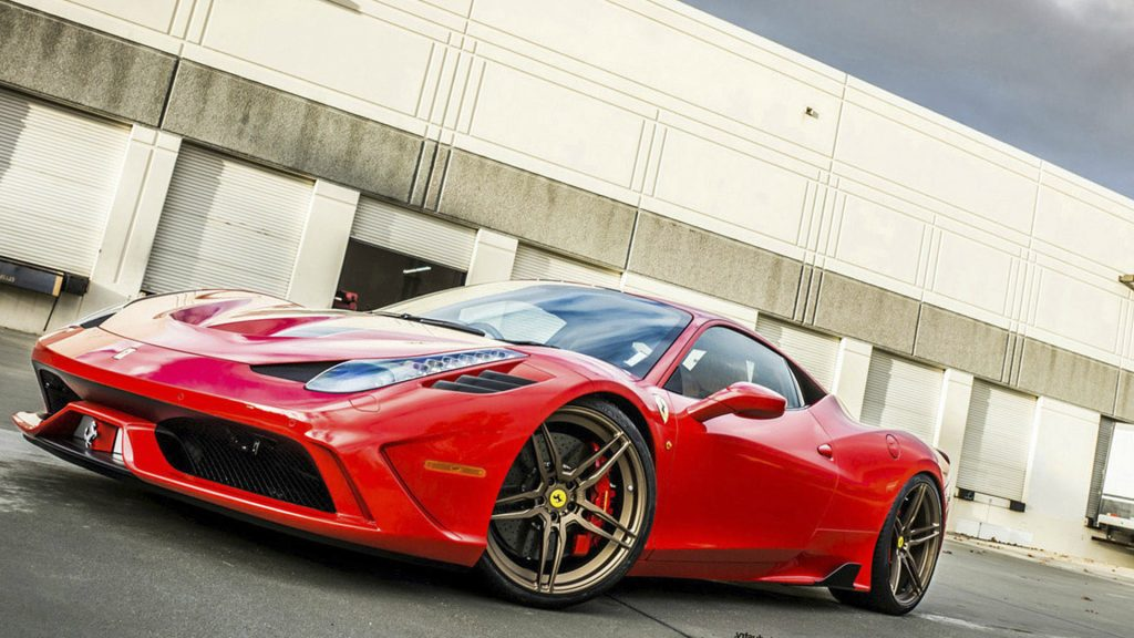 New 2019 Ferrari 458 Speciale A First Pictures