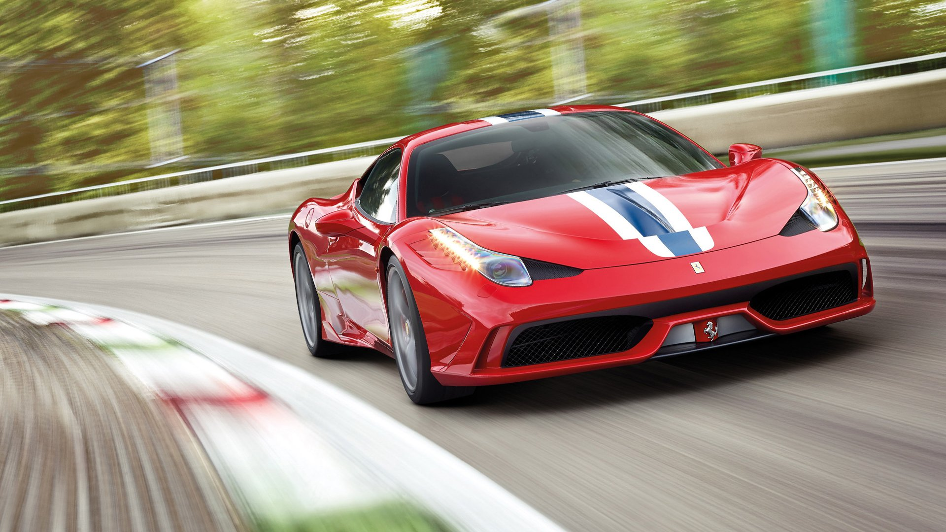 New 2019 Ferrari 458 Speciale A Test Drive On Road