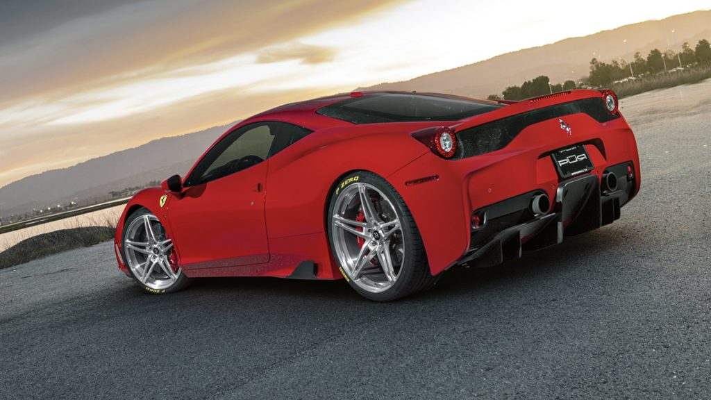 New 2019 Ferrari 458 Speciale Specs Features