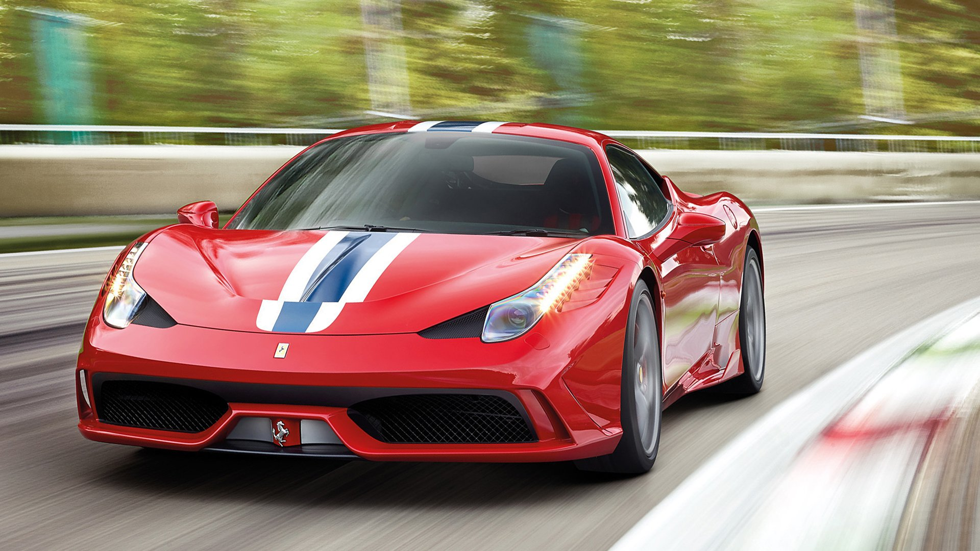 New 2019 Ferrari 458 Speciale Test Drive On Road