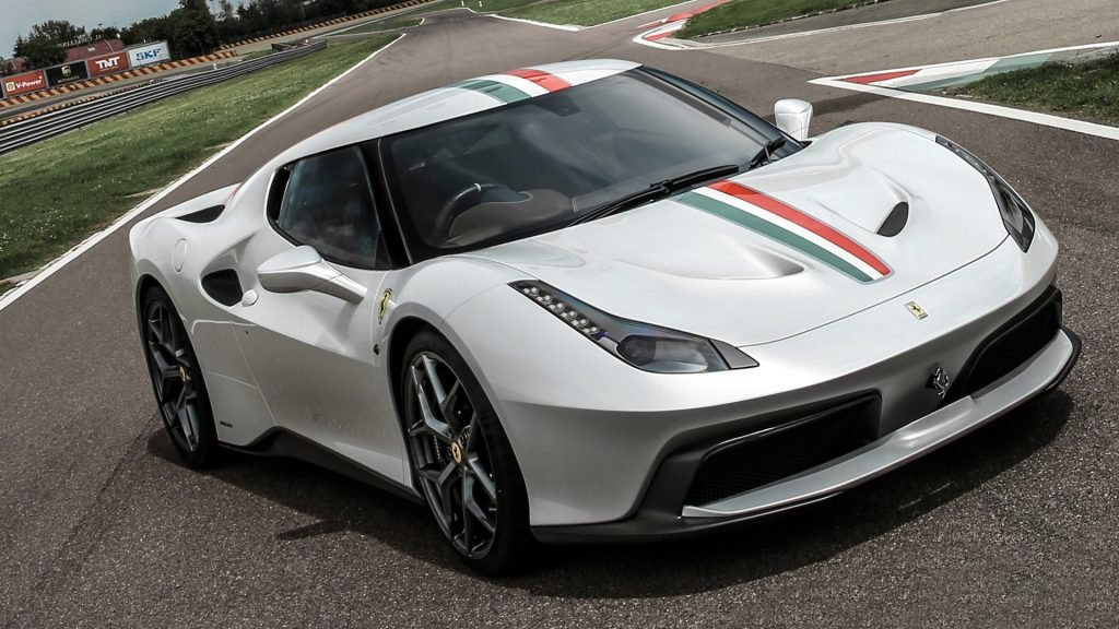 New 2019 Ferrari 458 Speciale Wallpaper HD Desktop