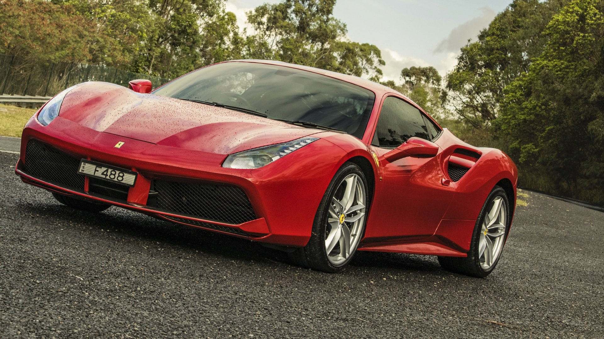 New 2019 Ferrari 488 GTB Exterior Changes