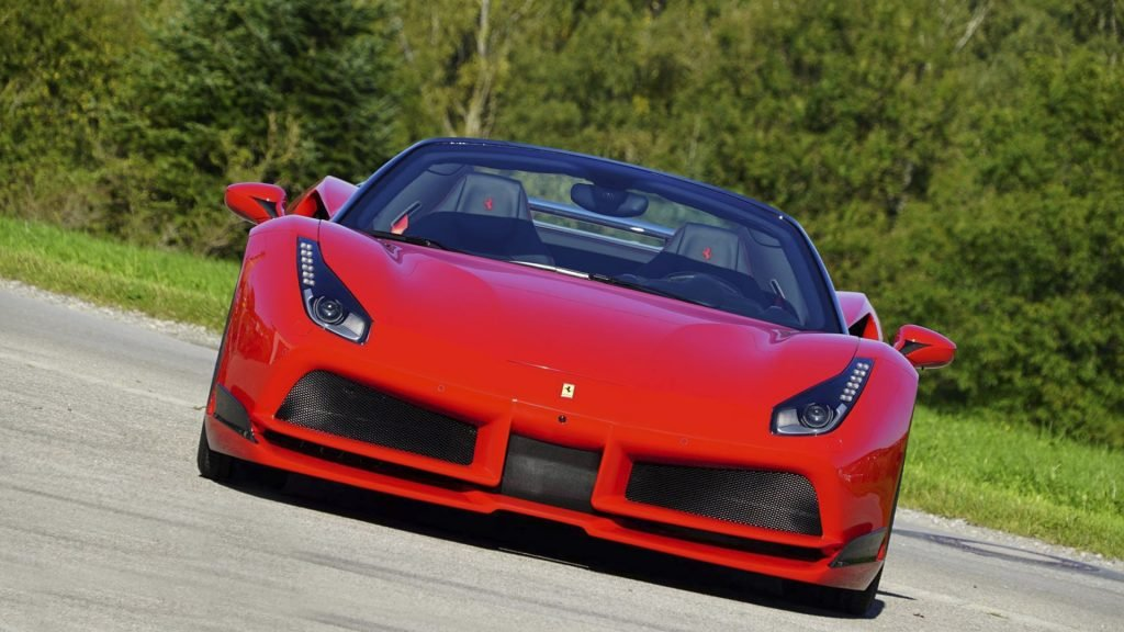 New 2019 Ferrari 488 GTB First Pictures