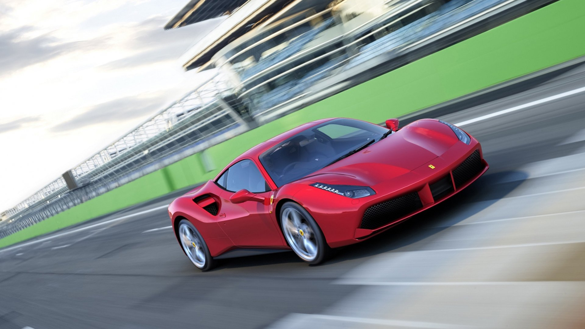 New 2019 Ferrari 488 GTB Test Drive On Road