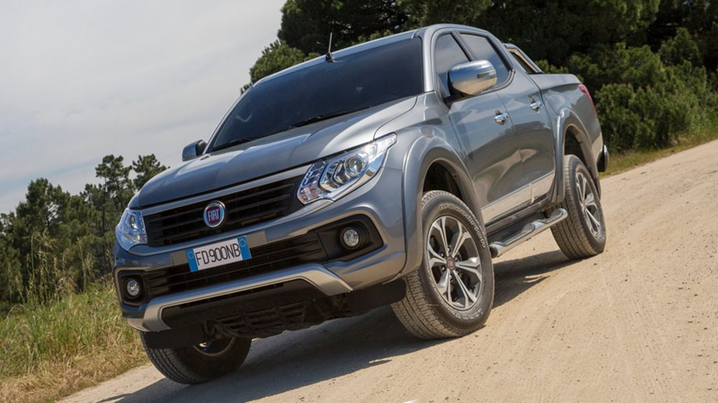 New 2019 Fiat Fullback Price