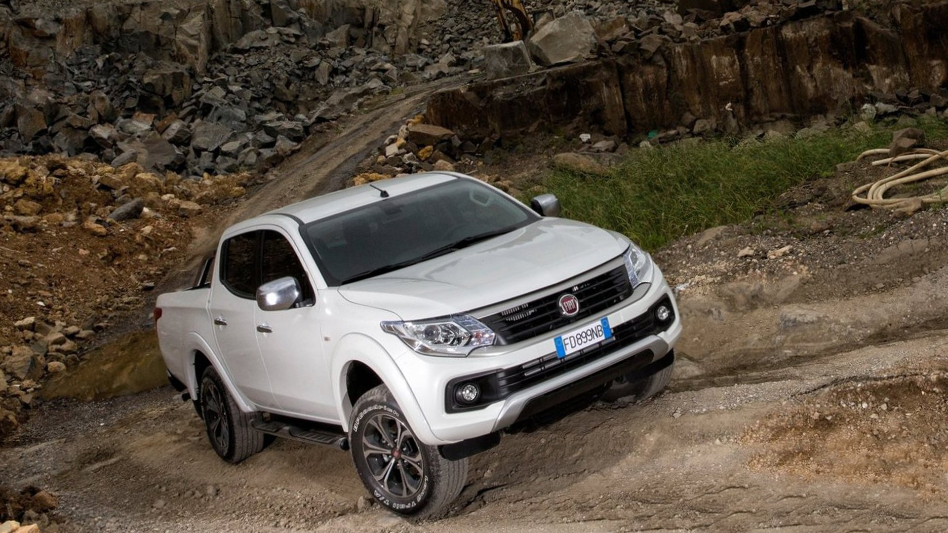 New 2019 Fiat Fullback Redesign