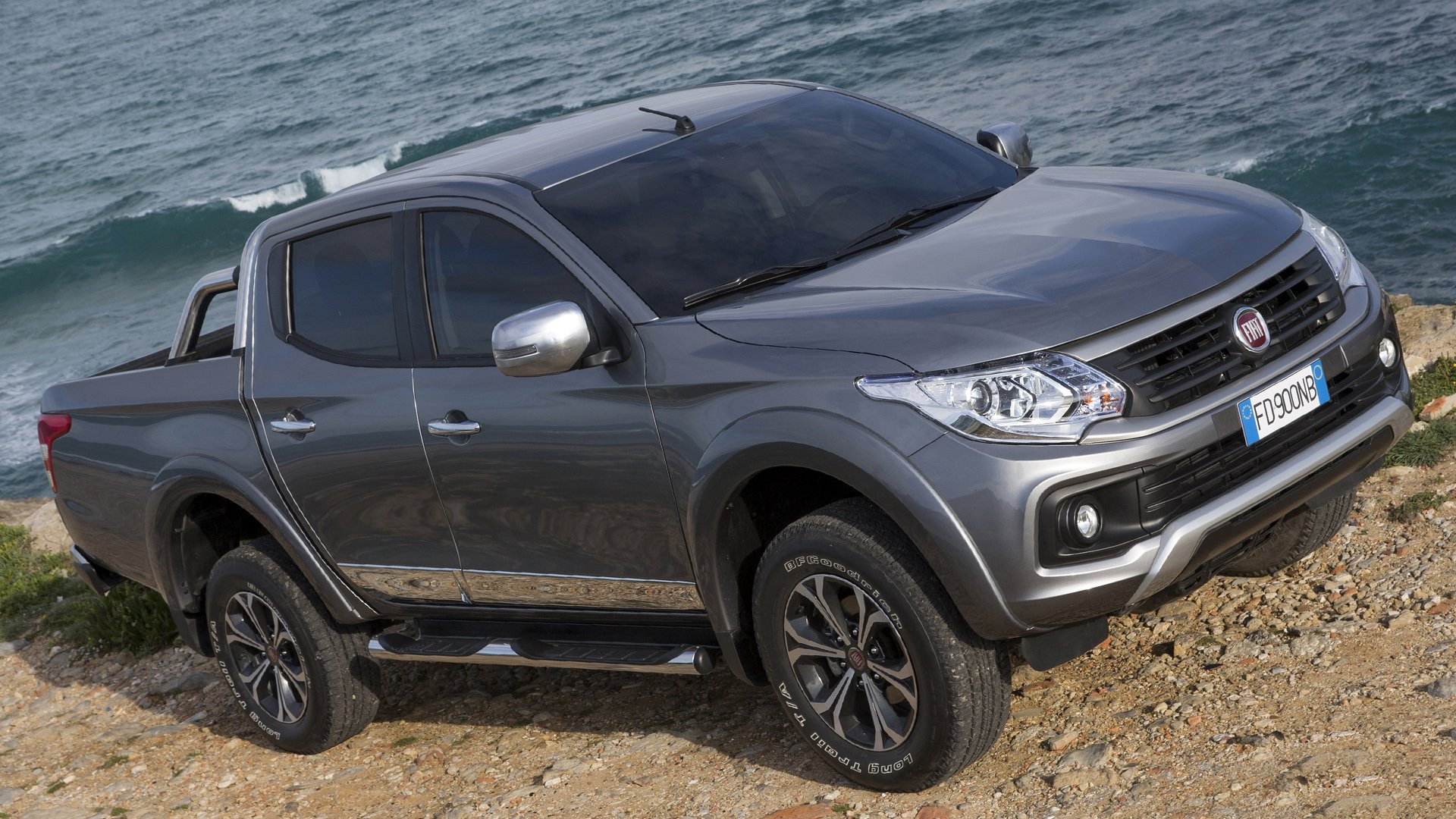 New 2019 Fiat Fullback Review