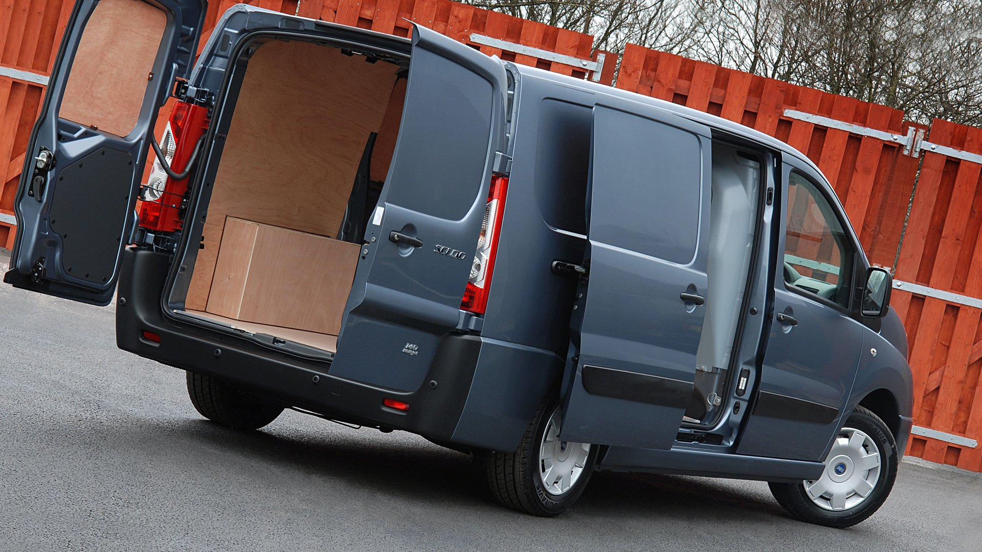 2019 Fiat Scudo For Business HD
