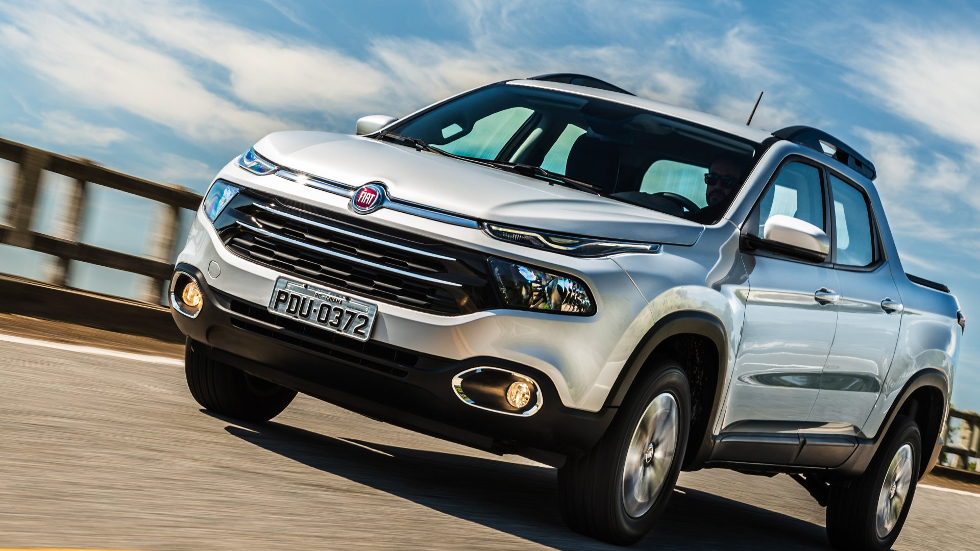 New 2019 Fiat Toro Exterior Changes