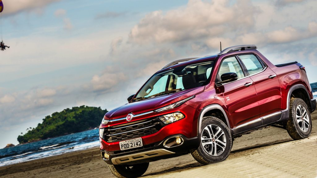 New 2019 Fiat Toro First Pictures