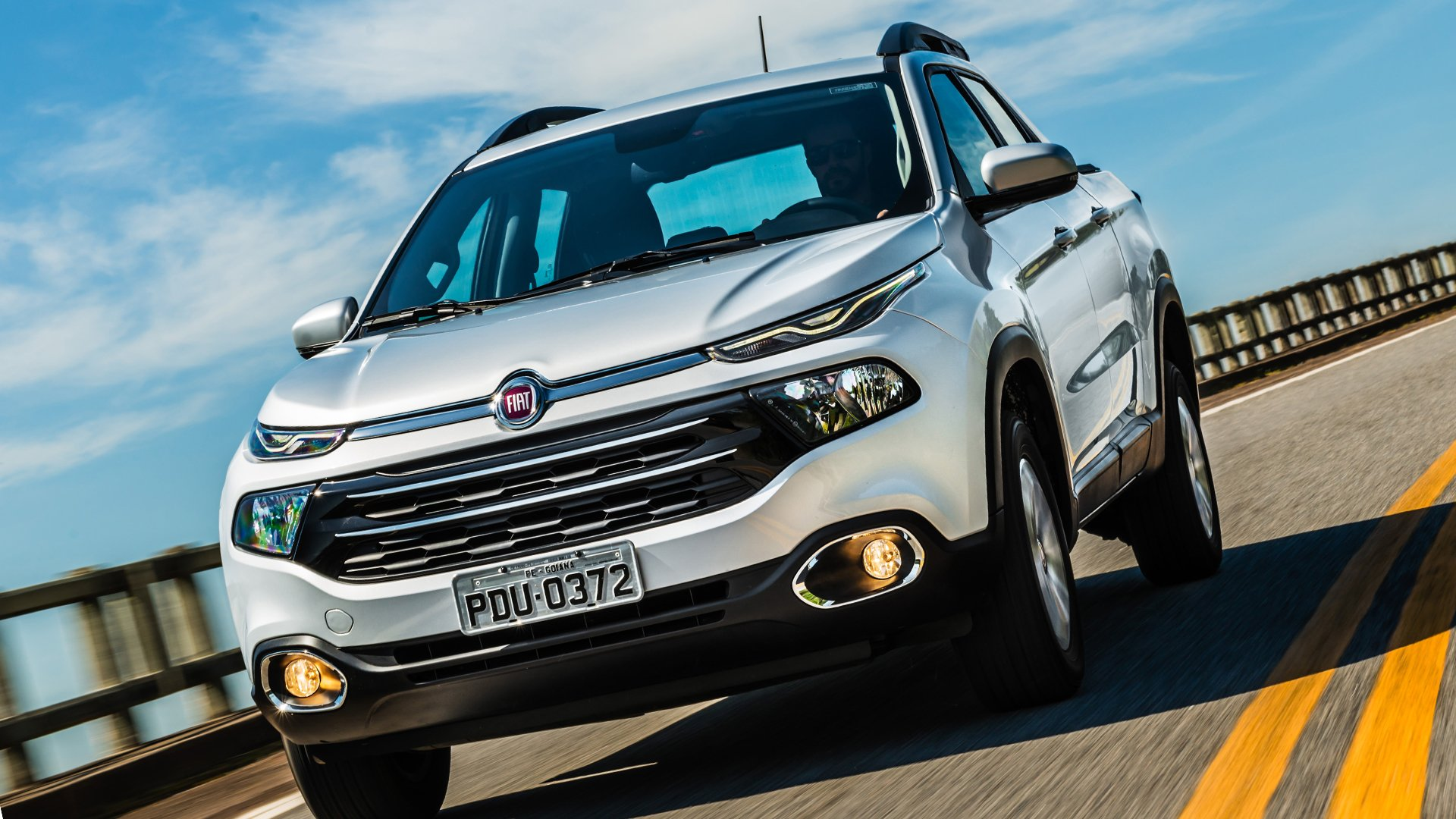 New 2019 Fiat Toro Review