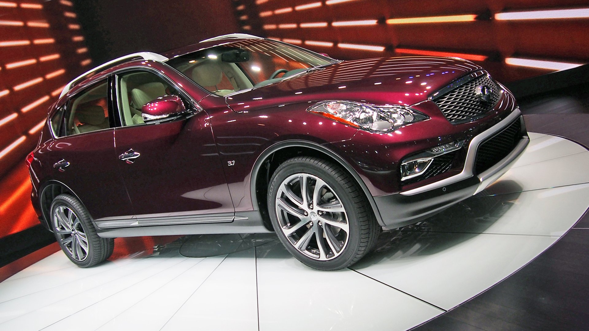New 2019 Infiniti QX50 First Pictures