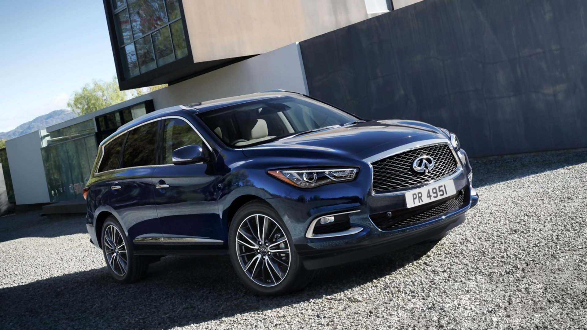 New 2019 Infiniti QX60 Exterior Changes