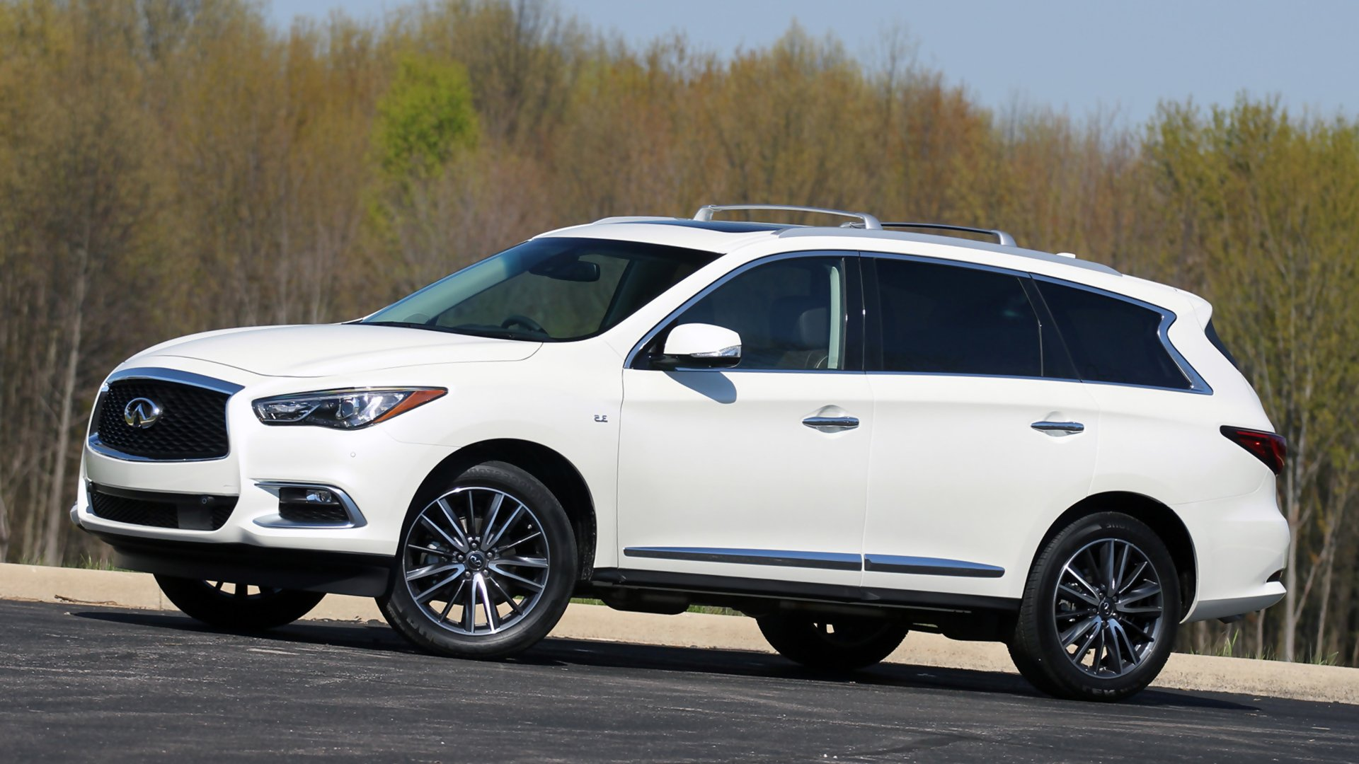 New 2019 Infiniti QX60 Redesign