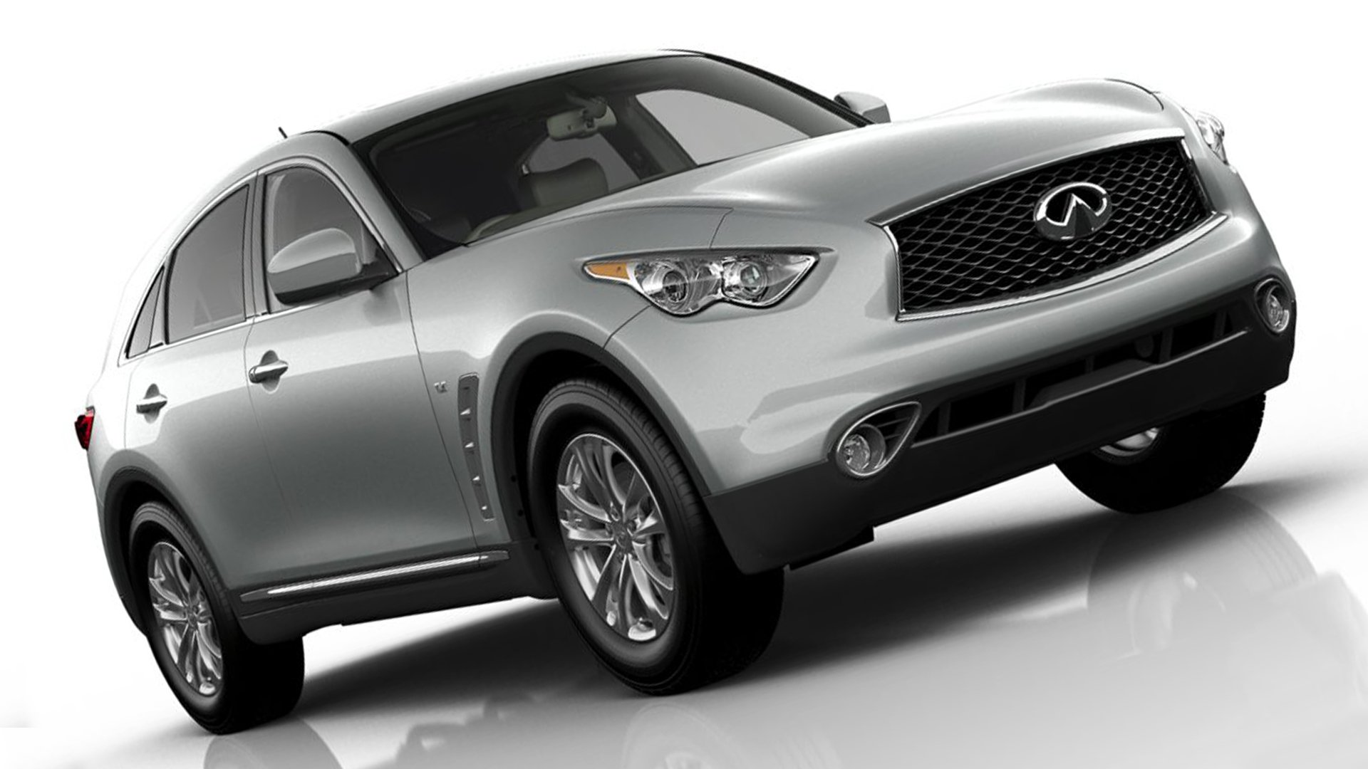 New 2019 Infiniti QX70 Exterior Changes