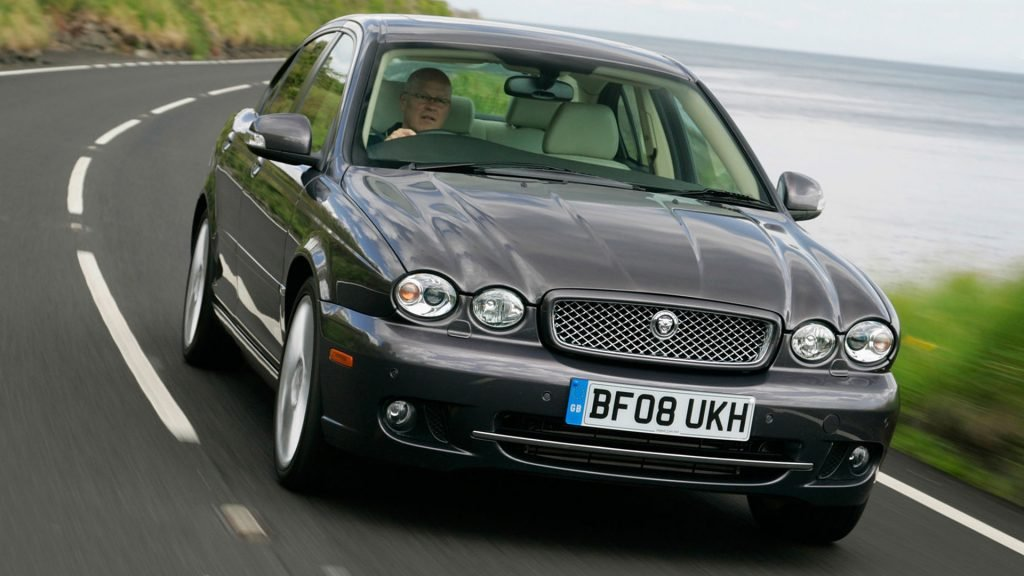 2019 Jaguar X-Type Business Sedan HD
