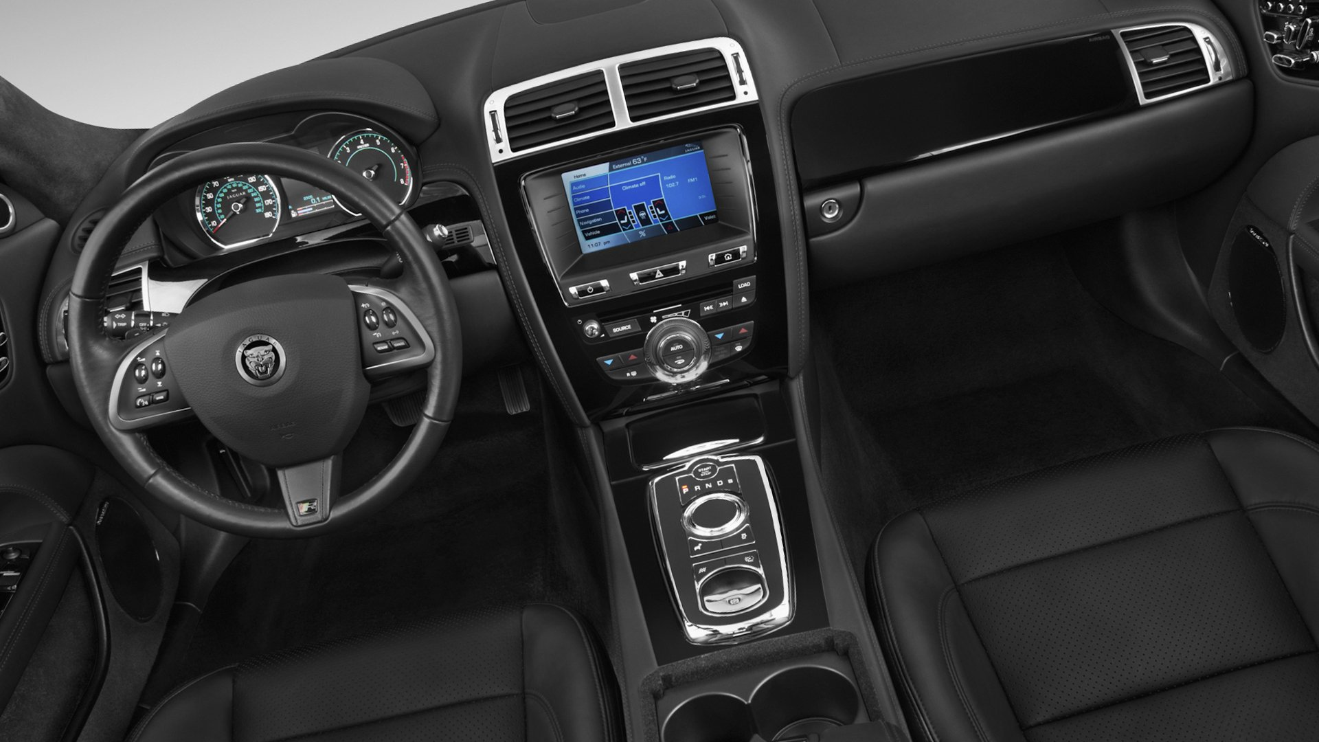 New 2019 Jaguar XK Interior Design